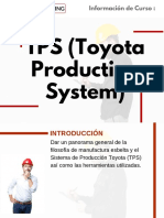 Curso TPS (Toyota Production System)