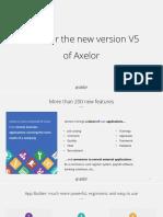 Axelor V5 Brochure English