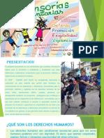 DEFENSORIAS COMUNITARIAS 2018