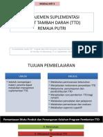 Modul Inti 5_Manajemen TTD
