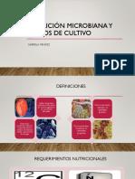 9 Nutrición Microbiana y Medios de Cultivo (2)