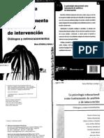 La psicologia educacional como instrumento de analisis y de intervencion - ELICHIRY PDF.pdf