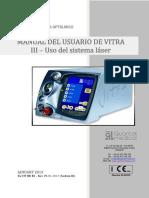 Manual de Usuario Vitra