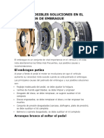 FALLAS Y POSIBLES SOLUCIONES EN EL MECANISMOS DE EMBRAGUE.docx