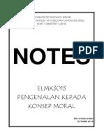 Nota ELMK3013