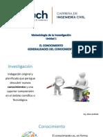 Unidad1 Metodologia de La Investigacion