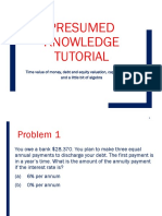 Presumed Knowledge Tutorial.pptx