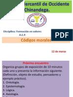Codigos Morales