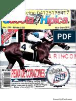 GACETA HIPICA SABADO 19 01 2019 LIDER EN PRONOSTICOS.pdf