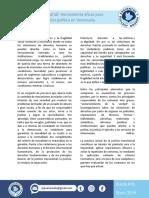 Boletín # 16 | Justicia Transicional