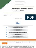 présentation Évaluation du Plan Nationale des déchets ménagers et assimilés (PNDM)