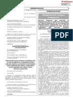 DS 061-2019-PCM