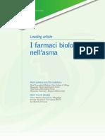 I farmaci biologici nell'asma