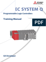 Melsec Q - Training Manual (GX Developer) 170294-B (08.06).pdf