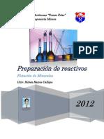 248645827 Preparacion de Reactivos