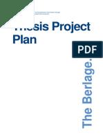 4519965 Graduation Plan