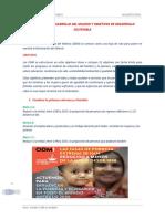 P-2 Objetivos de Desarrollo Del Milenio