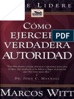 Como Ejercer La Verdadera Autoridad - Marcos Witt.pdf