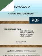 Exposicion de Hidrologia