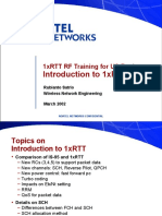 Introduction to 1xRTT