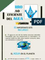 AHORRO Y USO EFICIENTE DEL AGUA 2019.pptx