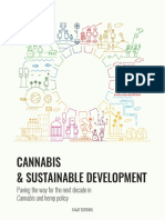 Cannabis & Sustainable Development. Paving the way for the next decade in Cannabis and hemp policies.