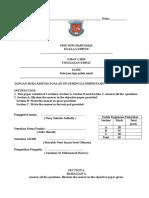 Kertas 1 Sains Form 4 2018 Final (1)