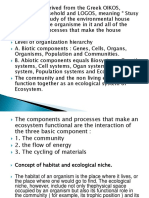 ( K 3)Animal Ecology Power Point