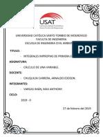 Integrales impropias de primera especie- MAX VARGAS IMAN.docx