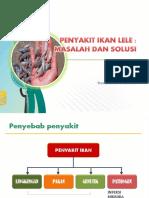 Penyakit Ikan Lele