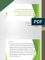 Laluan Kerjaya Guru Pembangunan Profesionalisme Berterusan
