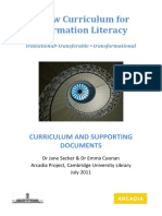 Curriculum for IL