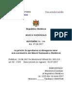 HBN Administrarea Interna Bancii Audit Intern