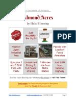 Halal Housing Almond Acres