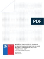 Informe de Implementación Estrategia RISS