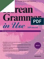 Korean Grammar in Use Advanced-fixed