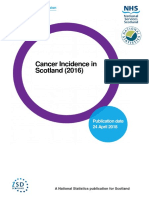 2018 04 24 Cancer Incidence Report