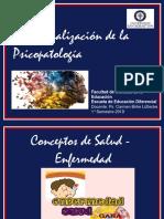 2019. Clase 1.  Conceptualización de la  Psicopatología.pdf