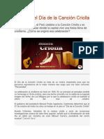 Historia del Día de la Canción Criolla.docx