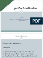 Clase 1-Sentido de la investigacion Academica (rev).ppt