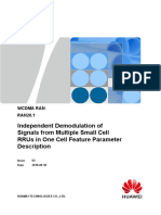 Independent Demodulation of Signals From Multiple Small Cell RRUs in One Cell(RAN20.1_03)