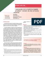 Uso apropiado de la medicina basada en pruebas.pdf
