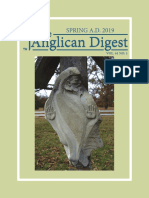 The Anglican Digest - Spring 2019