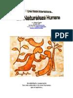 Una Visión Alternativa de La Naturaleza Humana