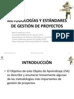 1.0.2 Metodologías y Estándares de Gestión de Proyectos (1)
