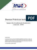 Buenas Prácticas Instalación AAR Y C ANWO