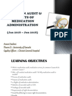 MEDICATION AUDIT presentation jan to june.pptx
