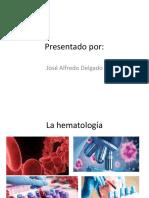 La Hematologia y Psiquiatria Alfredo