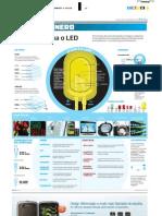 Personal Nerd - Como funciona o LED
