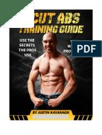 V-Cut Abs Training Guide PDF